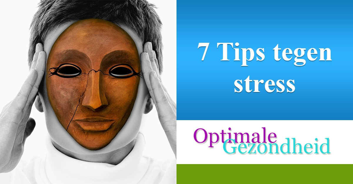 7 tips tegen stress