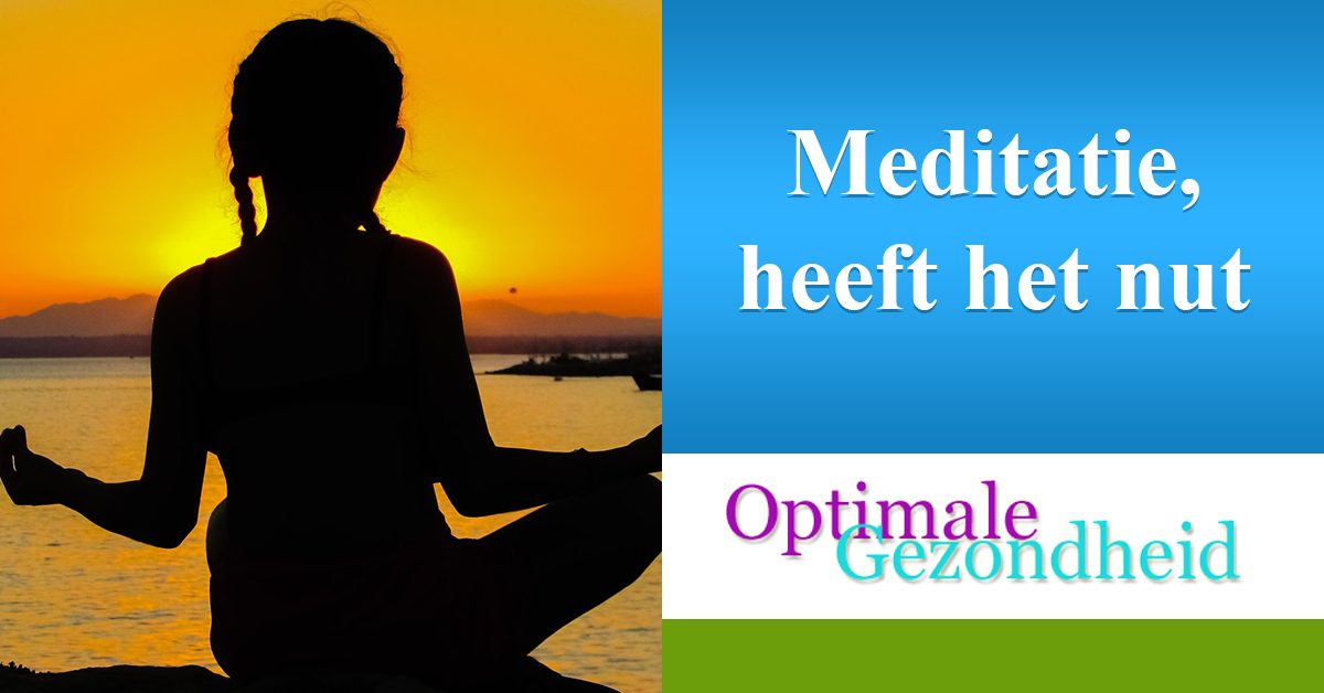 Heeft mediteren nu echt een positieve invloed op je gezondheid?