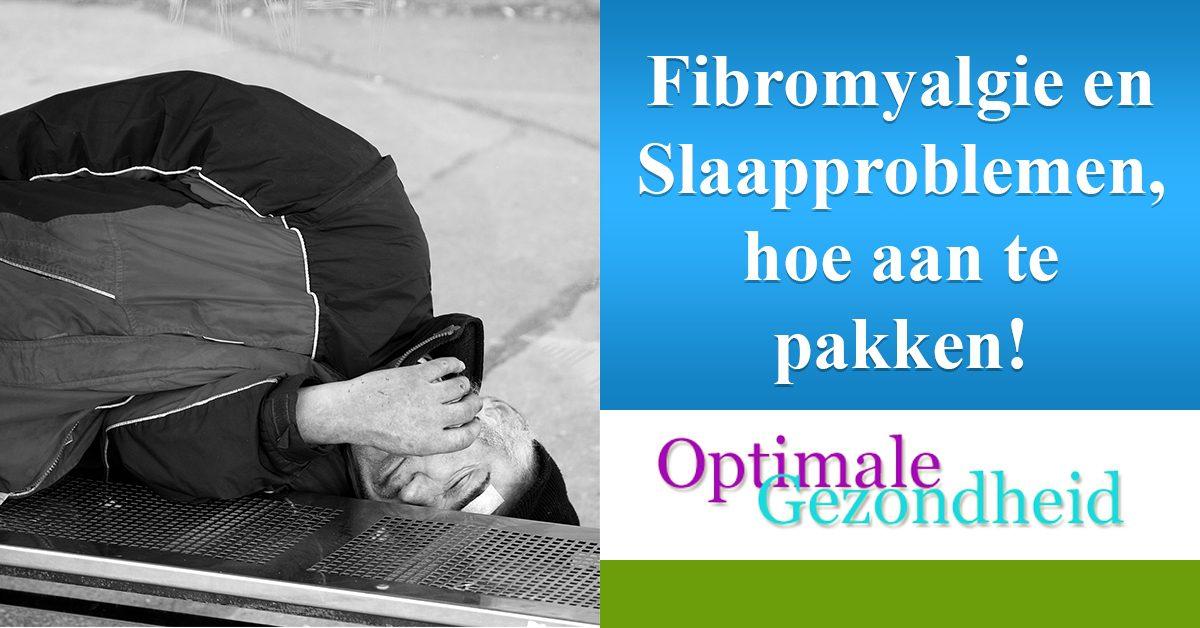 fibromyalgie en slaap tekort