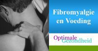 Fibromyalgie en voeding