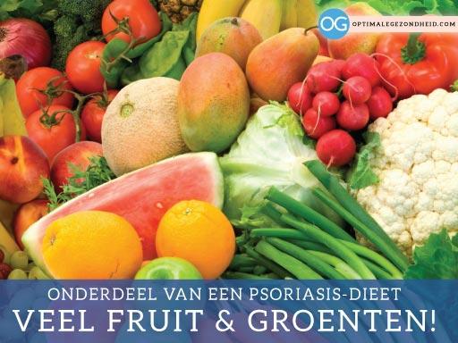 Psoriasis en voeding