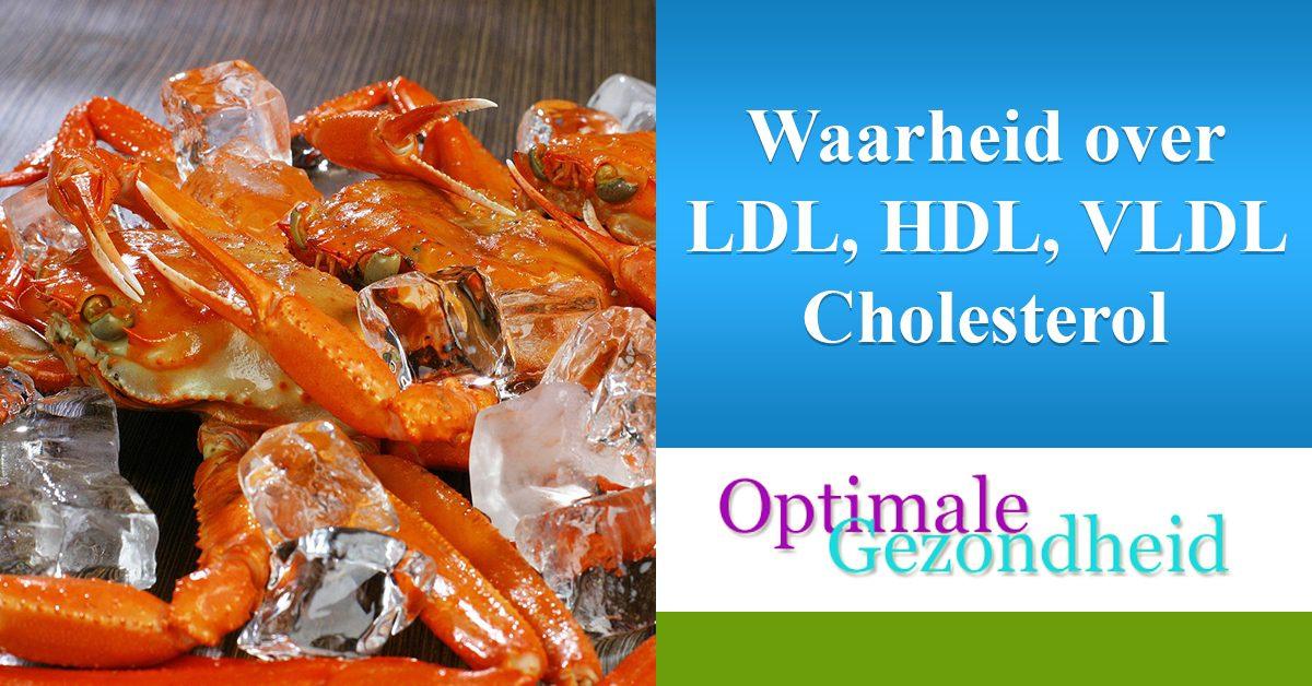 HDL, LDL, VLDL cholester