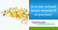 Vitamine D en psoriasis
