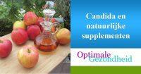 candida en natuurlijke supplementen