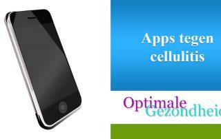 apps en oefeningen tegen cellulite