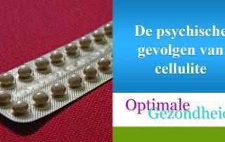 psychische gevolgen van cellulite