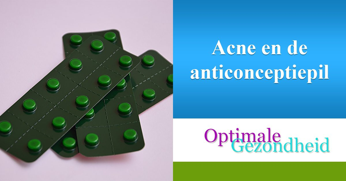 acne en anti conceptie