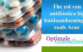antibiotica en acne