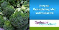 eczeem behandelen met anti-oxidanten?