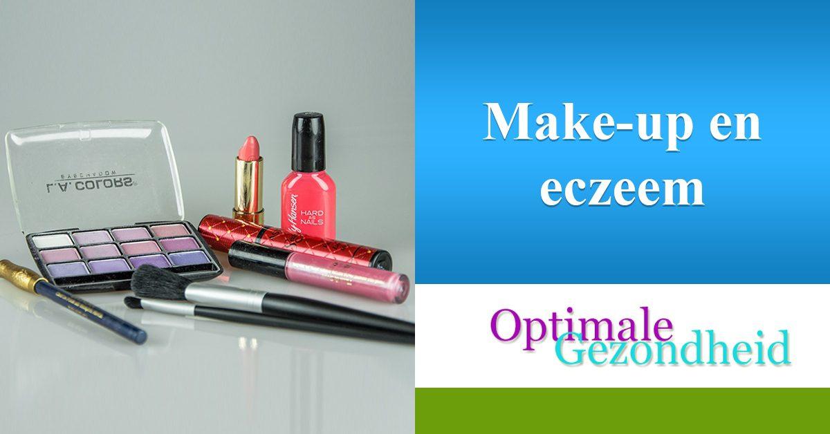 make up en eczeem