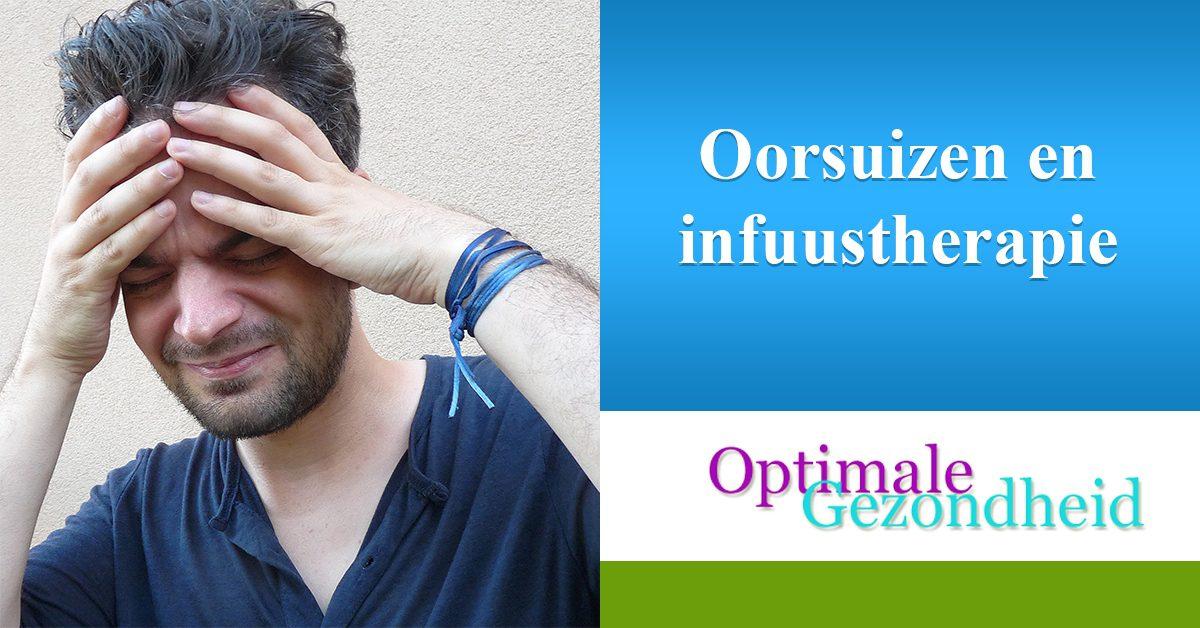 oorsuizen en infuustherapie