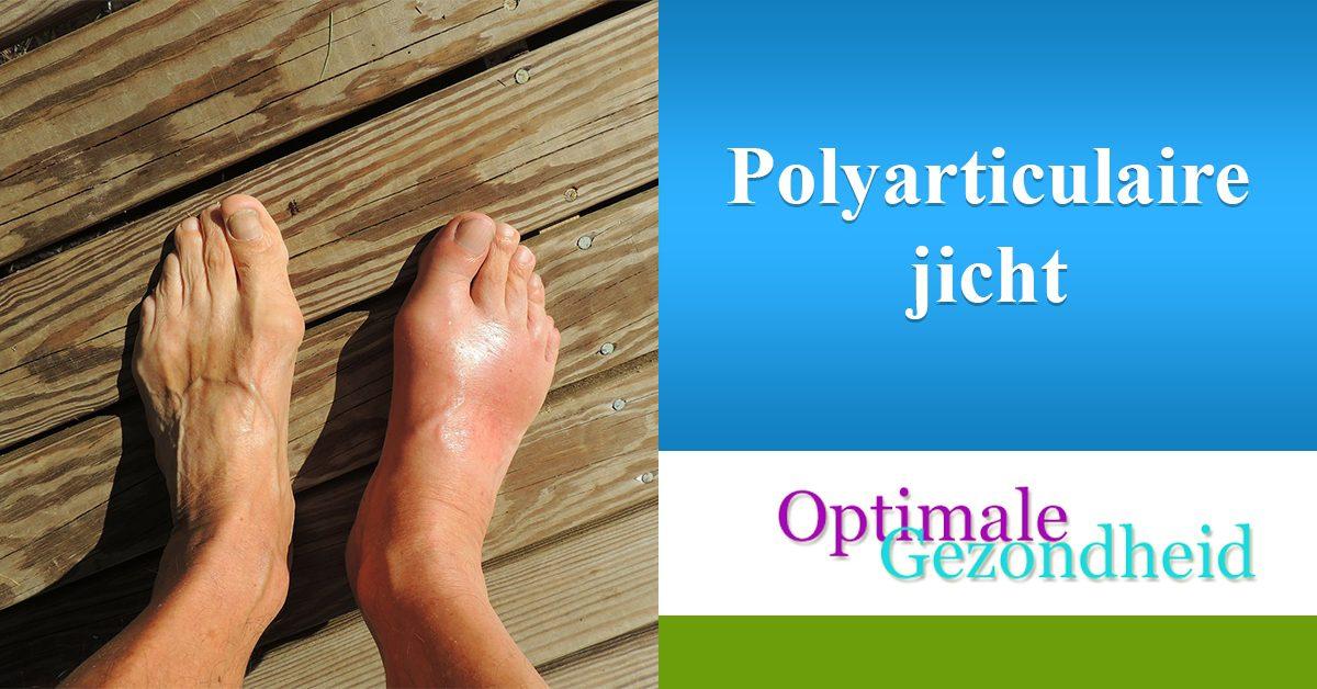 polyarticulaire jicht