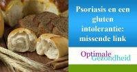 psoriasis en een gluten intoleraties
