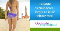 cellulite verminderen in de winter