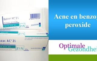 acne en benzoyl peroxide