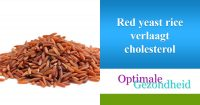 red yeast rice verlaagd cholesterol