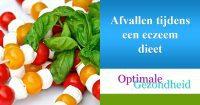 afvallen en het eczeem dieet