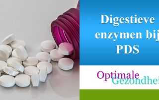 digestieve enzymen bij pds