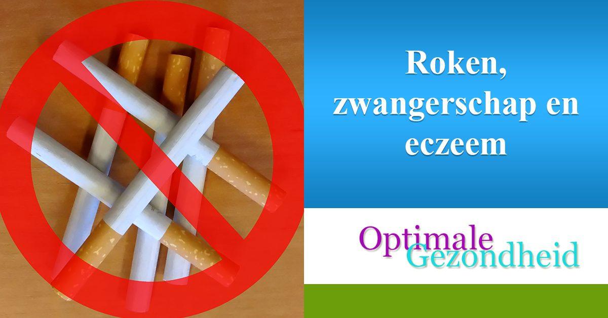 Roken Tijdens Zwangerschap Verhoogt Kans Op Eczeem Bij Baby