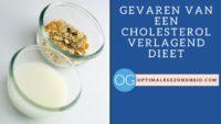 Gevaren van een Cholesterol Verlagend Dieet