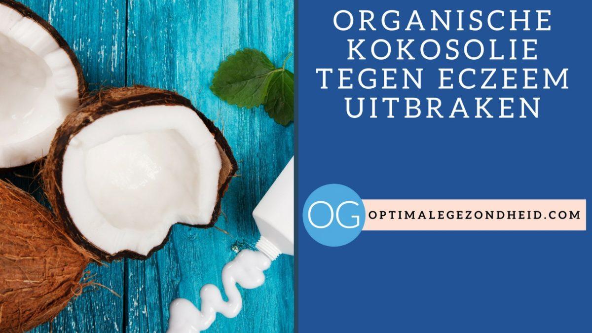 organische kokosolie tegen eczeemuitbraken
