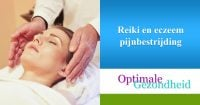 reiki en eczeem pijnbestrijding