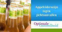 appelciderazijn tegen jicht