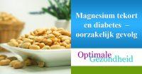 magnesium en diabetes