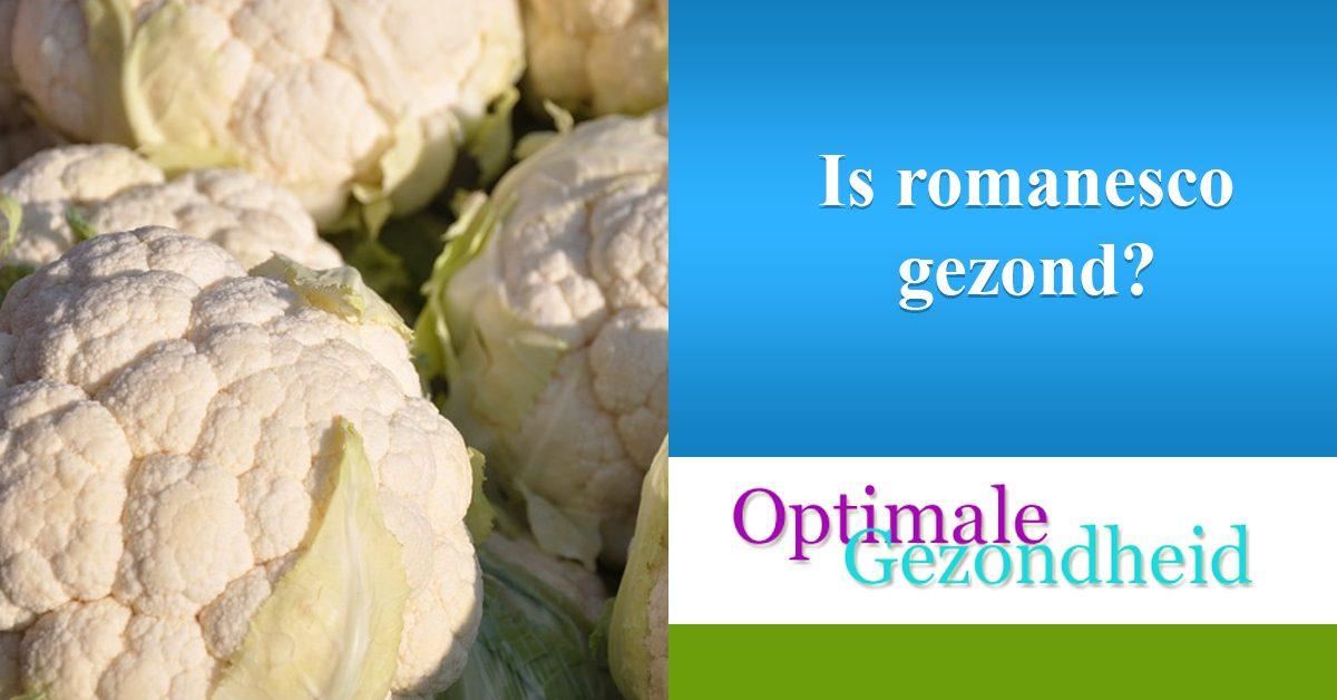 romanesco gezond