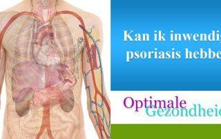 inwendige psoriasis