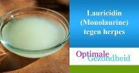 lauricidin tegen herpes