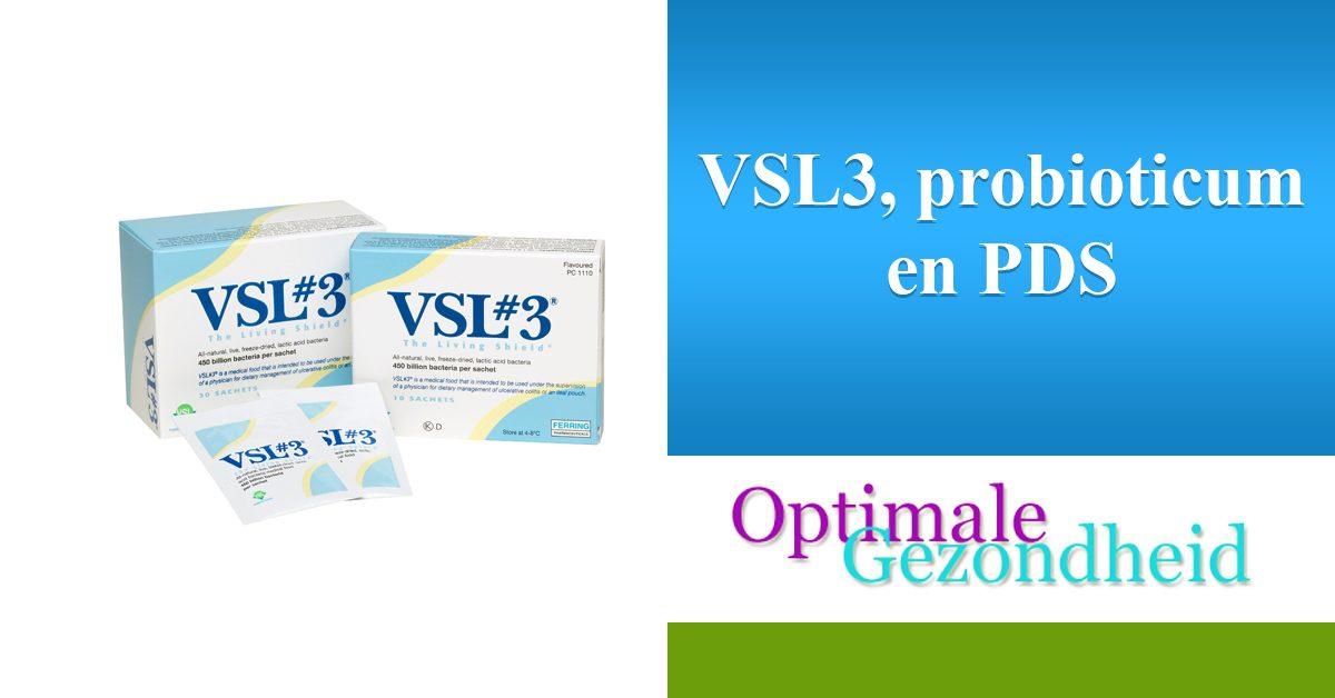 VSL3 en probiotica