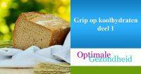 grip op koolhydraten deel 1