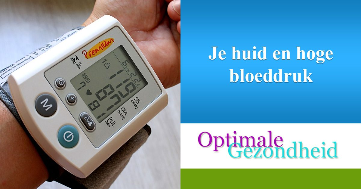 huid en hoge bloeddruk