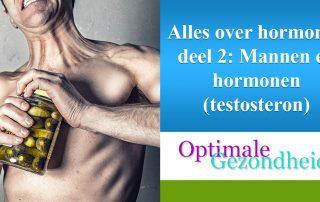 hormonen en mannen