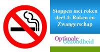 stoppen met roken zwangerschap
