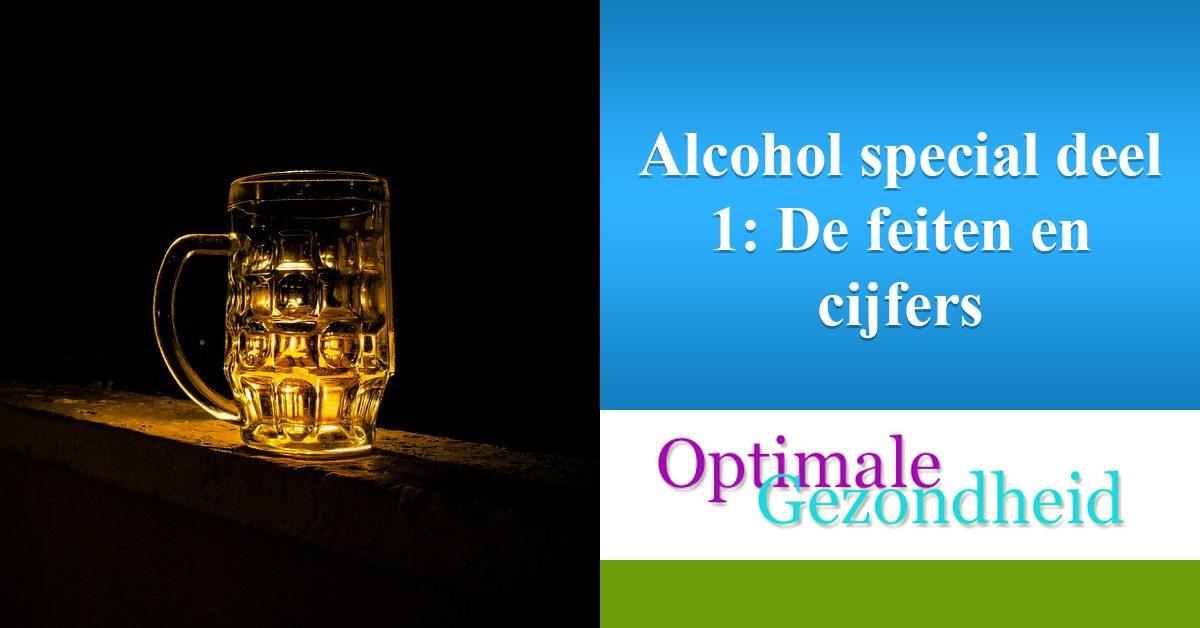 feiten en cijfers over alcohol