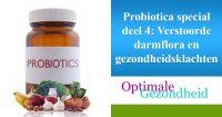 probiotica en gezondheidsklachten