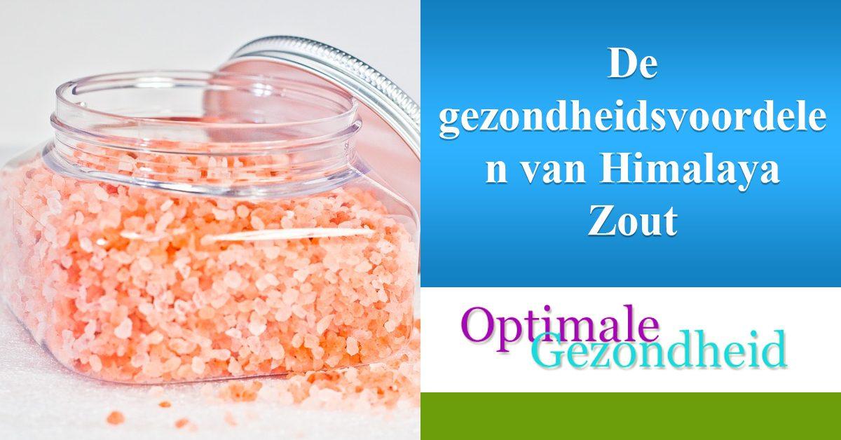 gezondheidsvoordelen van himalaya zout