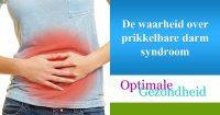 prikkelbare darmsyndroom