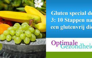 10 stappen naar een glutenvrij dieet