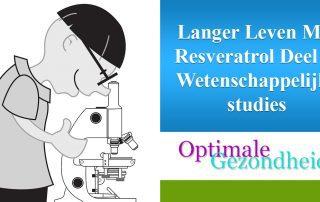 Resveratrol studies