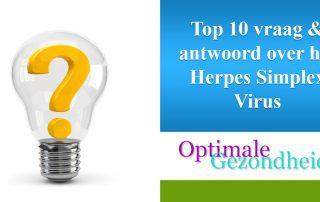 top 10 tips tegen herpes
