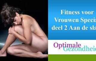 fitness voor vrouwen hoe te beginnen