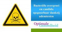 bacteriele overgroei en candida