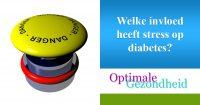 stress en diabetes
