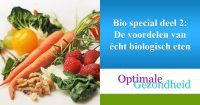 voordelen en nadelen van biologisch eten
