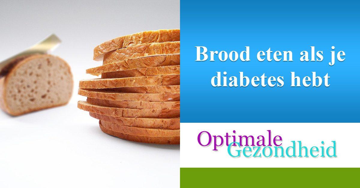 brood en diabetes