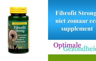 Fibrofit strong supplement