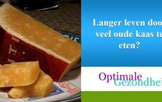 kaas is gezond